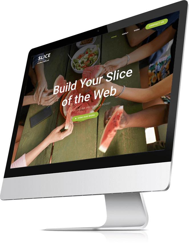 Slice Interactive Mockup